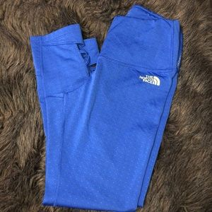 North Face Crop workout tights